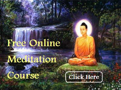 Free Online Meditation Course - 10 Free Lessons, Videos and Guided Meditations